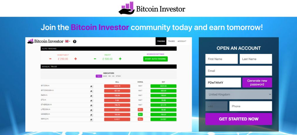 Bitcoin Investor Review - Is it Scam?