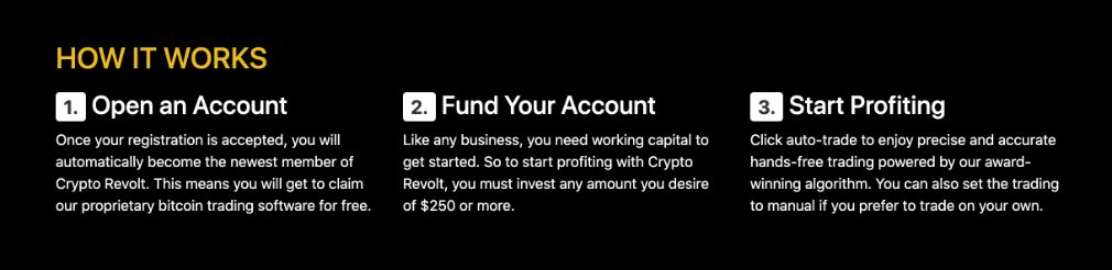 Crypto Revolt how to get started